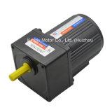 1pH /110V 3pH/380V 80mm 25W 높은 토크 AC 유동 전동기