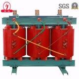 乾式の電源変圧器