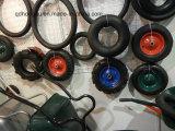 rubberWielen van het Poeder van 200X50mm de Stevige
