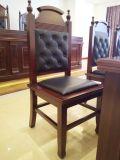Tabela e cadeira de madeira do juiz da mobília da sala do tribunal do folheado da fonte do governo da venda por atacado da qualidade superior