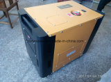 Professionele Draagbare 5kw Stille Diesel Generator met ATS