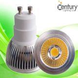 projecteur d'intérieur de l'éclairage GU10/JDR E27/E26/E14 LED de la lampe LED d'ampoule de tache de 24degree LED