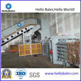 20-25 T / H Automatic Waste Paper / Plastic / Scrap Baler From Hellobaler