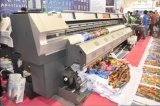 Dx5 Print Head (YH-3202S)의 2 PCS를 가진 3.2m Large Format Printer