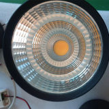 Design moderno 20W Aluminum COB Surface Mount LED Down Light
