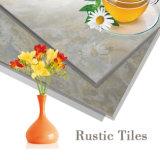 Azulejo interior/al aire libre de la serie gris de calidad superior del color de Matt de suelo