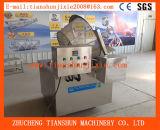 Machine de développement multifonctionnelle semi-automatique Tsbd-12 de casse-croûte