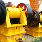 Yuhong hohe Kapazitäts-kleine Kiefer-Zerkleinerungsmaschine mit Händlerpreis