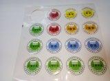 Zelfklevend Etiket