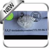 체중 감소 Liothyronine 나트륨 T3 Na Cytomel CAS 55-06-1