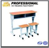 경제적인 학교 가구 조정가능한 두 배 학교 책상 및 의자