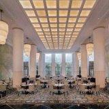 Hall de l'hôtel Modern Dning Furnitue Set Furniture