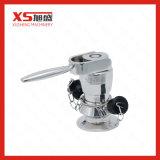 Válvula asséptica da amostragem do VSA do aço inoxidável