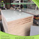 Madera contrachapada de Firproof HPL del pegamento de la base E1 de los muebles y del álamo o de la madera dura del uso 16m m de la decoración con un precio más barato