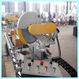 Ventana de perfil de plástico que hace la máquina