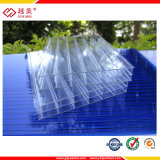 Multiwall, Solid Polycarbonate Sheeting, Plastic Building Material para Roof Ceiling Panel (YM-PC-044)