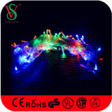 De openlucht Fee Lights van pvc LED voor Holiday Decorations