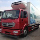 Cino camion del Cargo di 4X2 Van Refrigerated