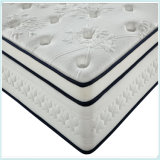 Alta calidad del cuidado médico y resorte Pocket suave estupendo de la tapa de la almohadilla del colchón de resorte