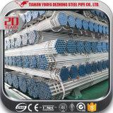 Caldo d'acciaio dei tubi/tubi dell'armatura tuffato galvanizzato, En39, en 10219