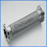 Acier du carbone d'échappement d'extrémité de bride 1 pipe mâle en métal