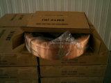 中国の製造の銅の上塗を施してある溶接ワイヤ、EL12溶接ワイヤの価格