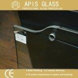 Tela do banheiro do vidro Tempered da alta qualidade com o certificado do Australian do Ce de SGCC