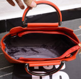 PU-Handtasche mit Frauen-Foto-Drucken