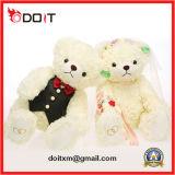 Orso Wedding dell'orsacchiotto di cerimonia nuziale dell'orso per il regalo di cerimonia nuziale