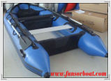 アルミニウム床(FWS-A360)が付いている3.6mのバンパーのボート