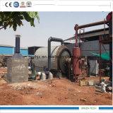 Olio residuo della macchina che ricicla la pianta del purificatore