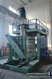 Drehstrangpresßling-Blasformen-Maschinen-Plastikschlag, der Maschine herstellt
