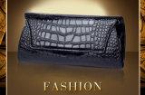 Handbag della più nuova del cuoio genuino di estate di modo di marca signora con la chiusura lampo