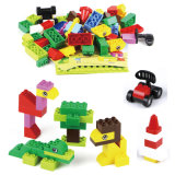 El conjunto creativo básico del juguete educativo DIY bloquea el juguete