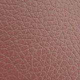Couro genuíno do PVC do couro artificial do PVC do couro da mala de viagem da trouxa dos homens e das mulheres da forma do couro do saco Z074 do fabricante da certificação do ouro do GV