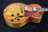 Guitarra elétrica Sunburst do jazz do clássico L-5 das vendas por atacado (TJ-219)