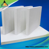 Placa de fibra cerâmica refratária high-density da isolação térmica