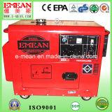 Silent 디젤 엔진 6kw With 세륨 High Quality Generator