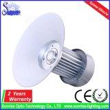 高い発電ランプ100W産業LED高い湾ライト