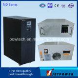 승인되는 세륨/10kVA 변환장치를 가진 ND 시리즈 220VDC/AC 10kVA/8kw 전력 변환장치