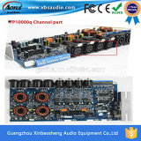 Tipo profissional amplificador audio portátil 1350*4 W Fp10000q