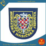 2015 più nuovo Customed Embroidery Badge o Patch per Army