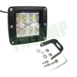18W 3inch LED Work Light met 6PCS 3W CREE LEDs voor Truck