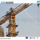 Guindaste de torre em topless quente da maquinaria de construção Ktp6015-8t de China das vendas