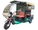 インドの電気人力車