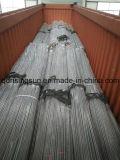 Edelstahl-quadratisches Rohr des Huaye Grad-201