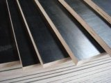 La película Shuttering concreta hizo frente a la madera contrachapada