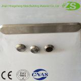 タクタイル表示器のストリップを導くステンレス鋼