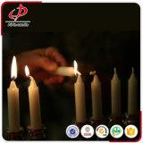 28g 66g White Candle Fabricantes Velas brancas baratas