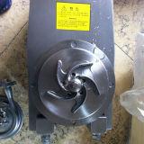 Bomba centrífuga do leite sanitário do aço inoxidável Ss304 com impulsor aberto